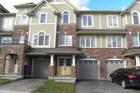 Townhouse for rent at 18 Kenridge Terr Hamilton Ontario - MLS: X4430074