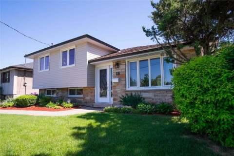 House for sale at 18 Kimbark Dr Brampton Ontario - MLS: W4790373