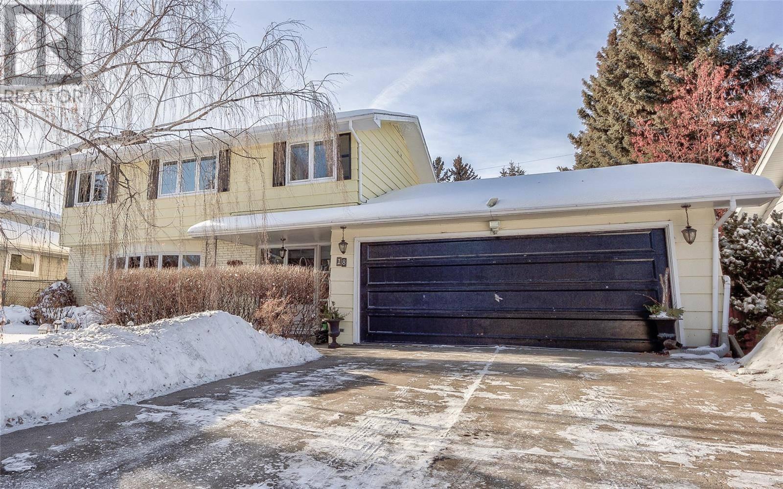 House for sale at 18 Kirk Cres Saskatoon Saskatchewan - MLS: SK797379