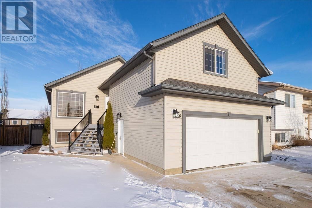 House for sale at 18 Kirkland Cs Red Deer Alberta - MLS: ca0188349