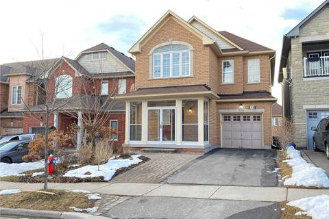 House for rent at 18 Krakow St Brampton Ontario - MLS: W4687268