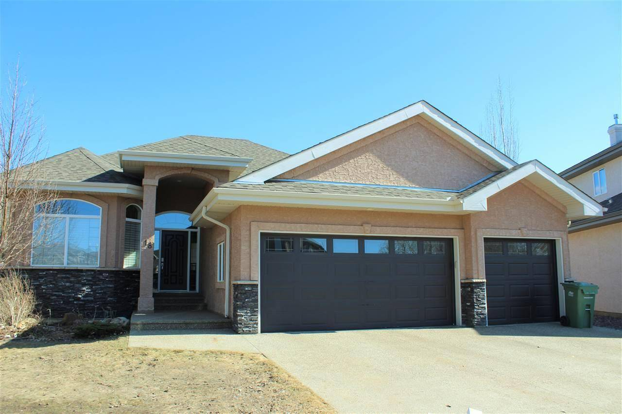 House for sale at 18 Leveque Wy St. Albert Alberta - MLS: E4192084