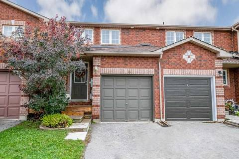 Townhouse for sale at 18 Lion's Gate Blvd Barrie Ontario - MLS: S4596977