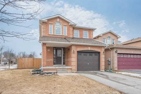 House for sale at 18 Lister Dr Barrie Ontario - MLS: S4727722