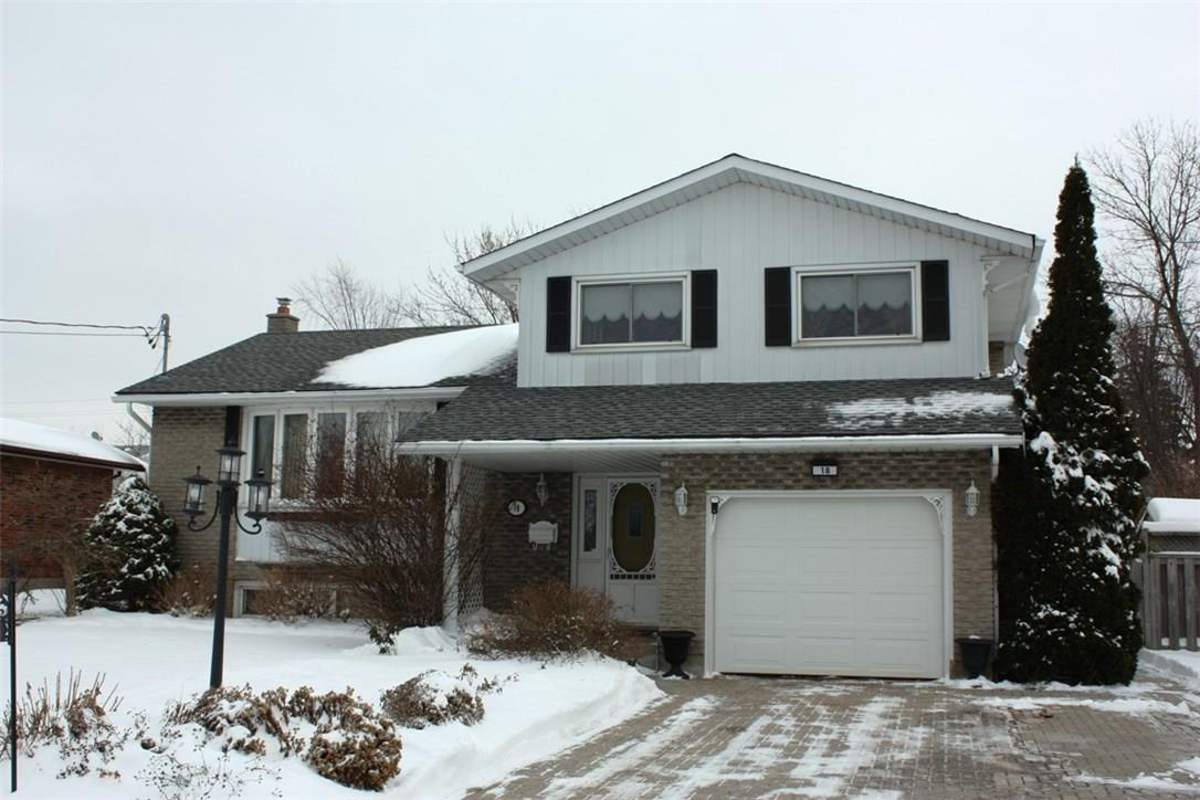 For Sale: 18 Madison Street, Fort Erie, ON | 3 Bed, 2 Bath House for $369,900. See 35 photos!