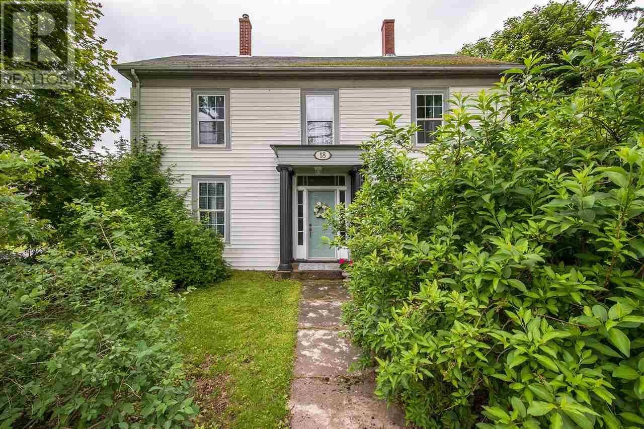 House for sale at 18 Main St Hantsport Nova Scotia - MLS: 201915947