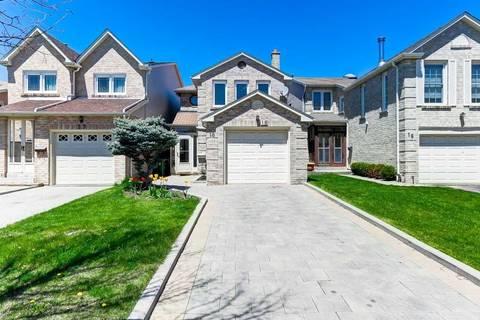 House for sale at 18 Major Oaks Terr Toronto Ontario - MLS: E4458449
