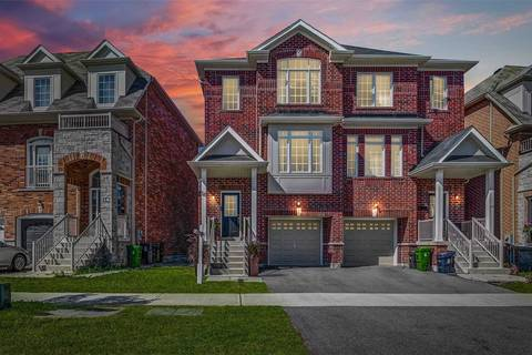 Townhouse for sale at 18 Mary Chapman Blvd Toronto Ontario - MLS: W4555305