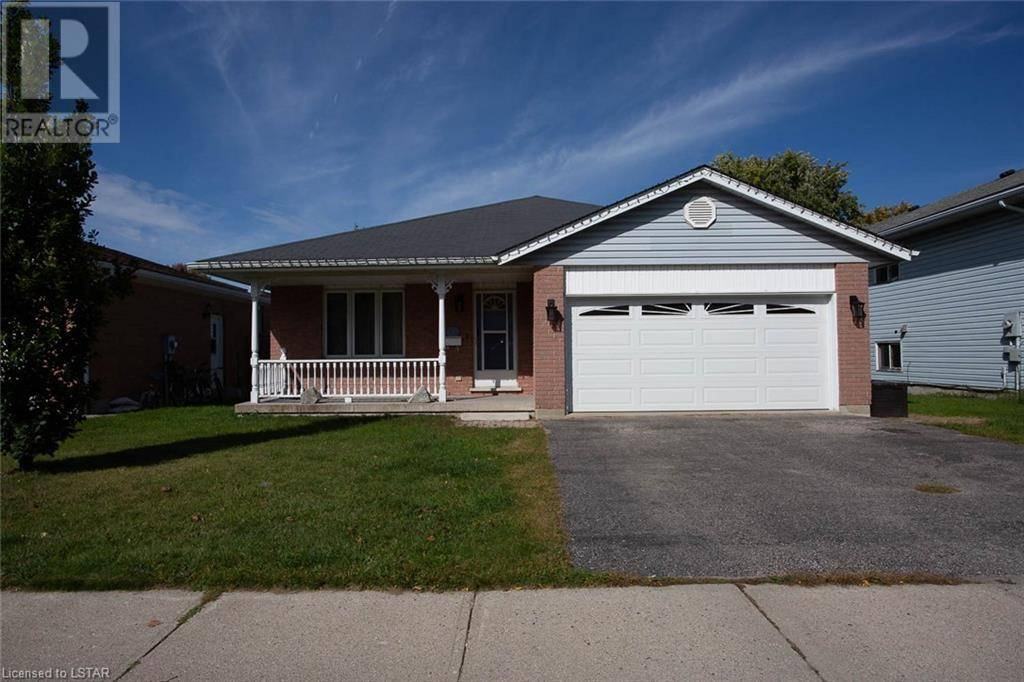 House for sale at 18 Mason Dr Ingersoll Ontario - MLS: 228233