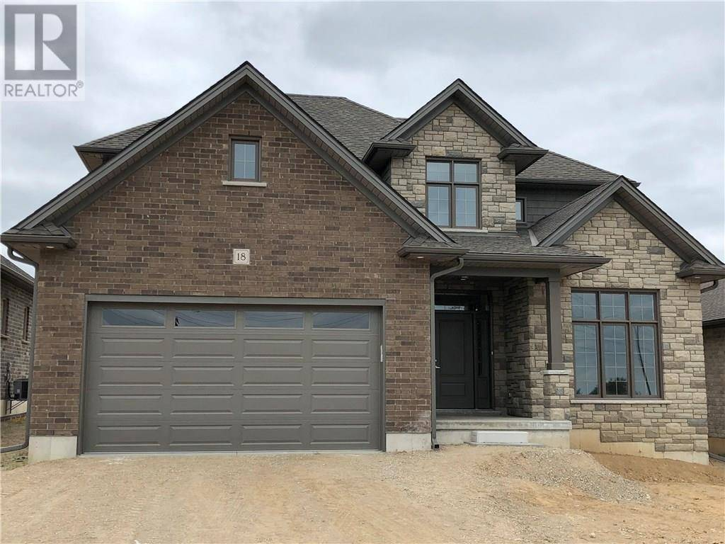 House for sale at 18 Masters Ln Paris Ontario - MLS: 30751598