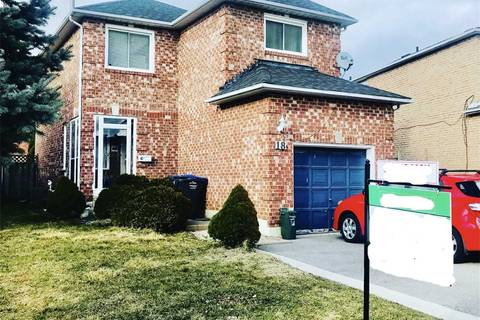 House for sale at 18 Matterdale Ave Brampton Ontario - MLS: W4735500
