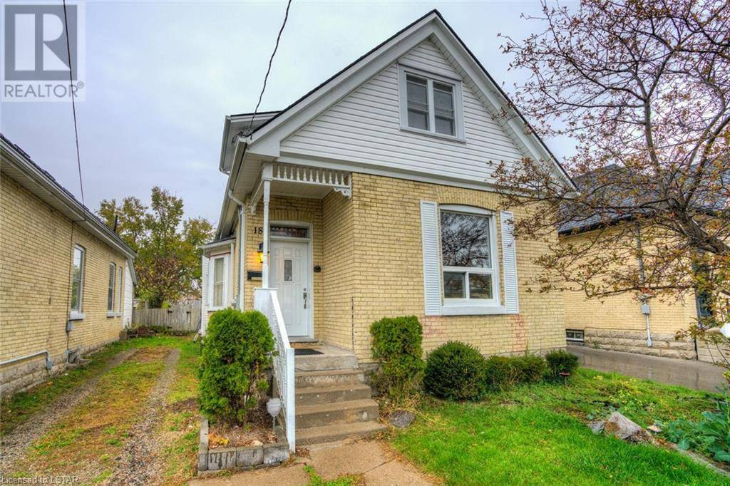 House for sale at 18 May St London Ontario - MLS: 230349