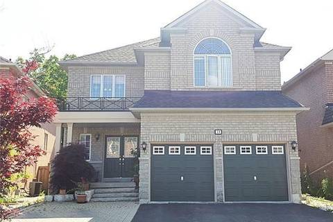 House for rent at 18 Melbourne Dr Richmond Hill Ontario - MLS: N4519154