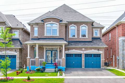 House for sale at 18 Midcrest Circ Brampton Ontario - MLS: W4506920