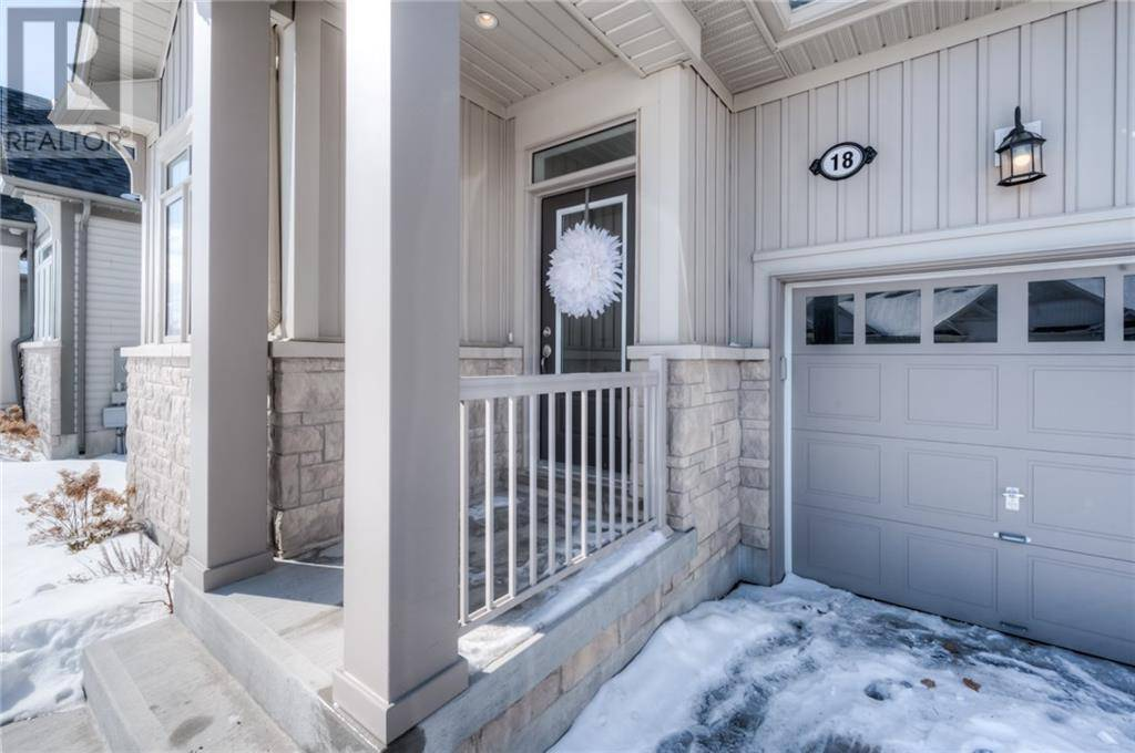 Townhouse for sale at 18 Middleton Ave Fergus Ontario - MLS: 30791232