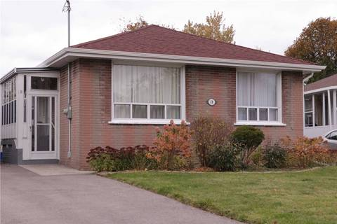 House for sale at 18 Milford Haven Dr Toronto Ontario - MLS: E4624537