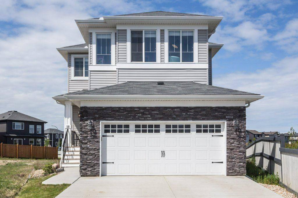 House for sale at 18 Moberg Cs Leduc Alberta - MLS: E4164871