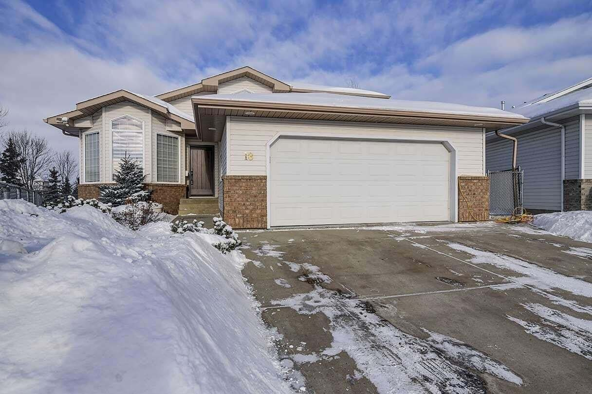 House for sale at 18 Moberg Rd Leduc Alberta - MLS: E4188240