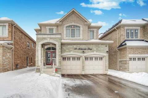 House for sale at 18 Mohandas Dr Markham Ontario - MLS: N4891015
