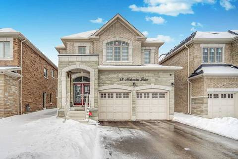 House for sale at 18 Mohandas Dr Markham Ontario - MLS: N4704223