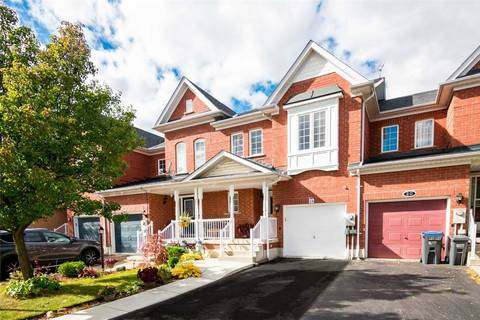 Townhouse for sale at 18 Monaco Ct Brampton Ontario - MLS: W4607395