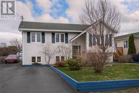 House for sale at 18 Monarch Pl Conception Bay South Newfoundland - MLS: 1196687