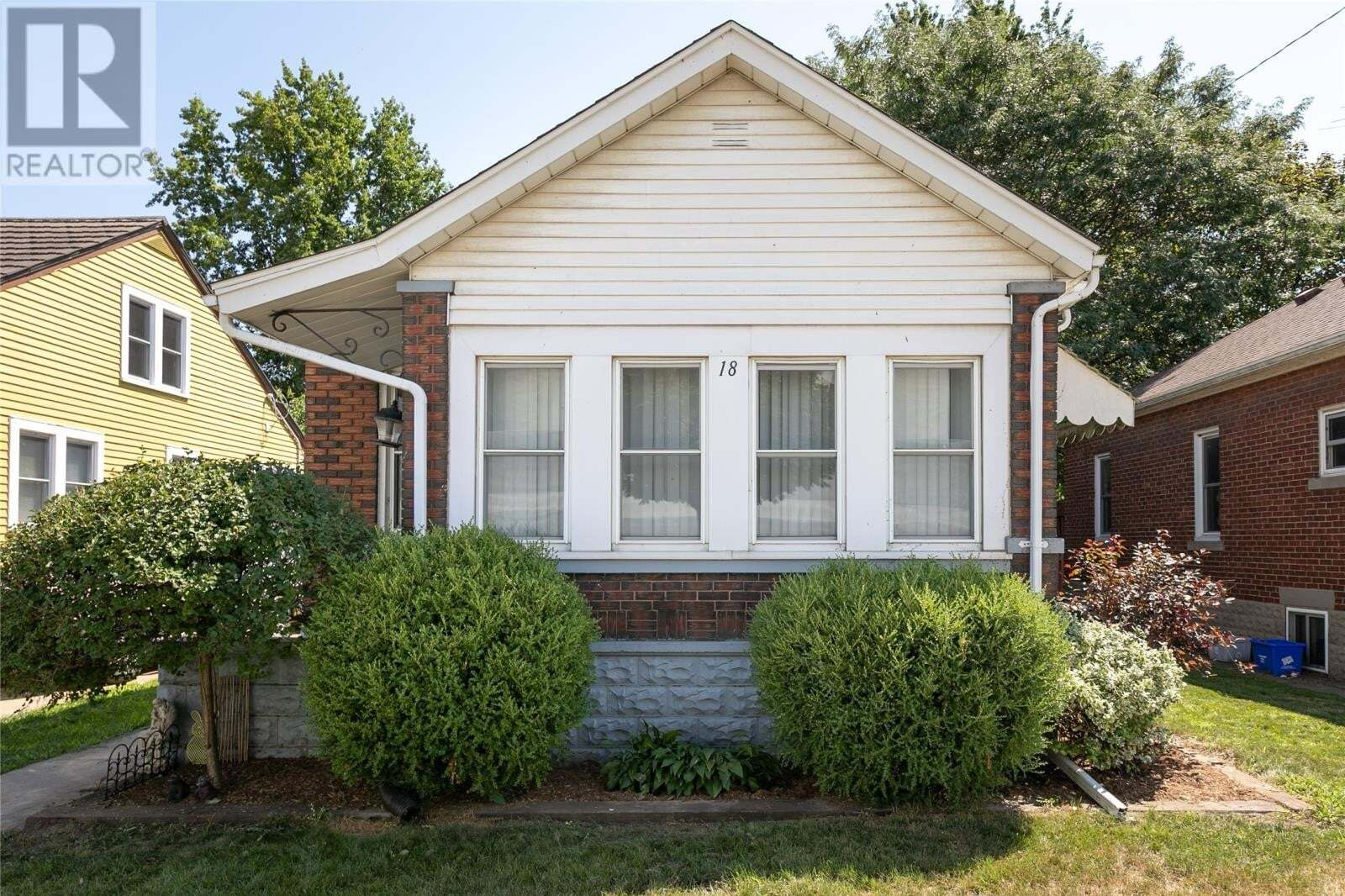 House for sale at 18 Morgan  Leamington Ontario - MLS: 20009868