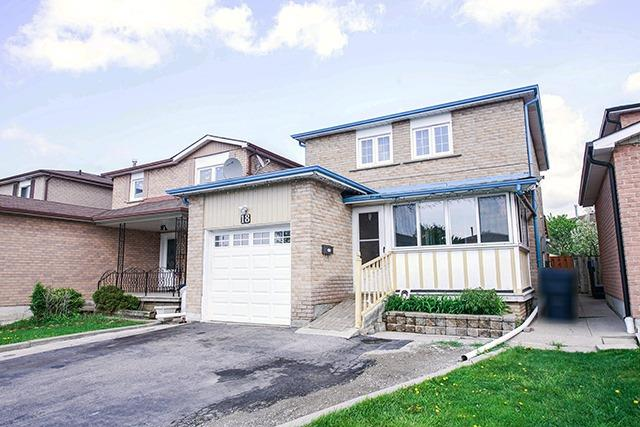 For Sale: 18 Moselle Drive, Toronto, ON | 3 Bed, 3 Bath House for $714,900. See 20 photos!