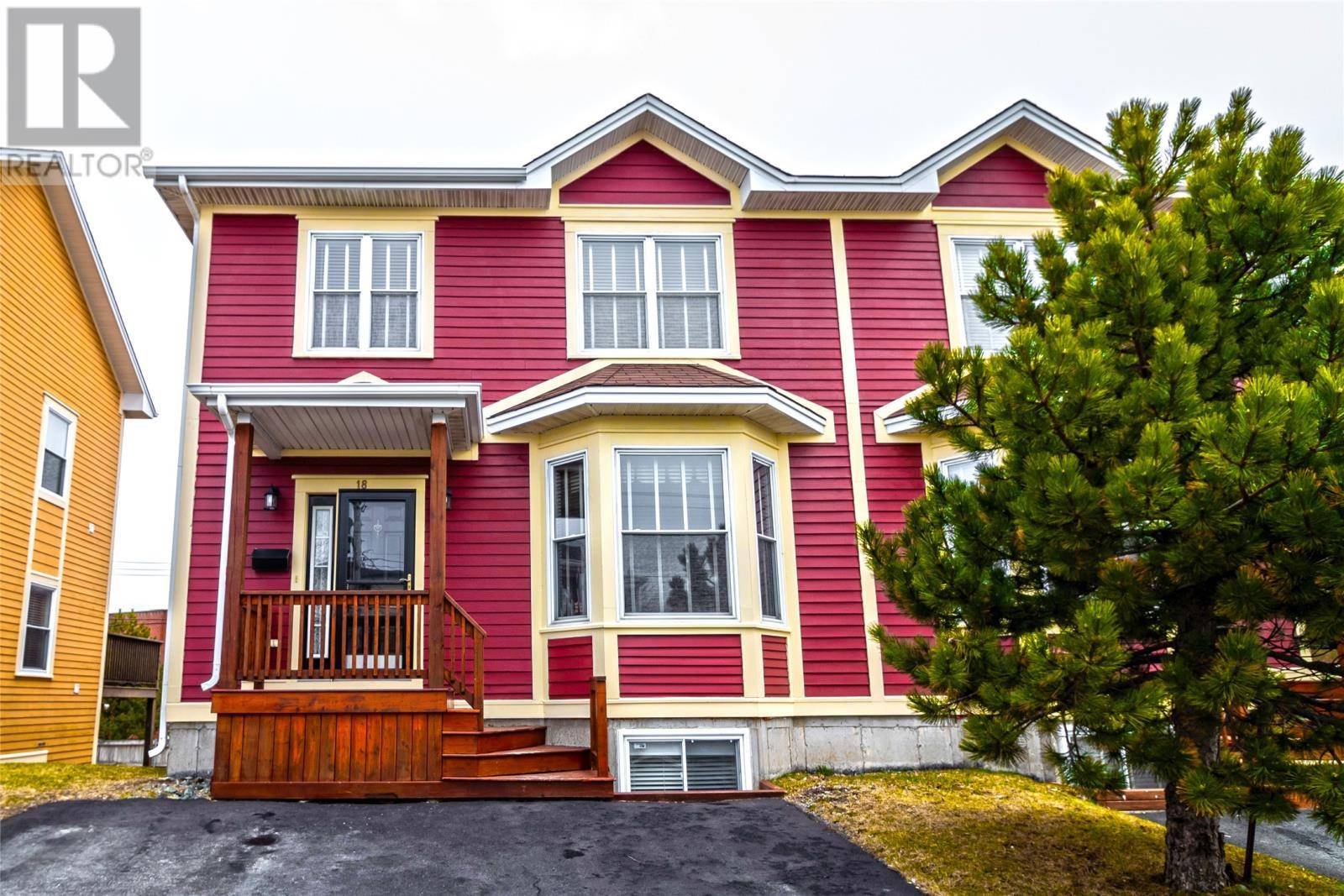 House for sale at 18 Newtown Rd St. John's Newfoundland - MLS: 1212030