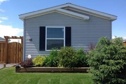 House for sale at  18 Noblefern Way  Southwest Sundre Alberta - MLS: C4282177