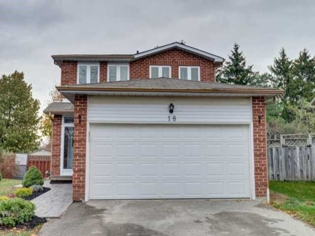 Removed: 18 Noel Court, Brampton, ON - Removed on 2018-09-12 09:45:39