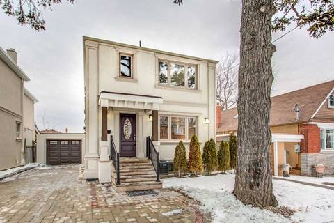 House for sale at 18 North Woodrow Blvd Toronto Ontario - MLS: E4694148