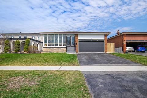 House for sale at 18 Northlane Rd Vaughan Ontario - MLS: N4742524