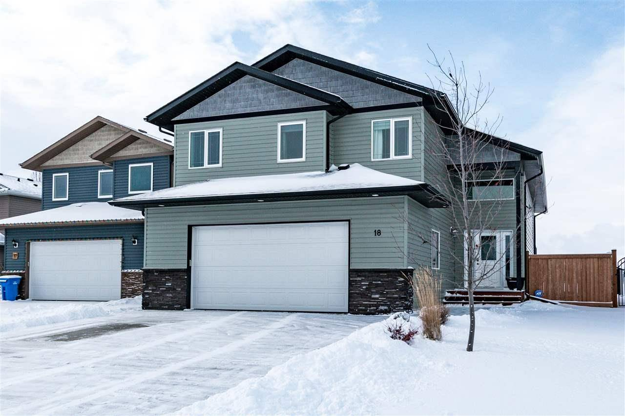 House for sale at 18 Norwood Cs Wetaskiwin Alberta - MLS: E4179915