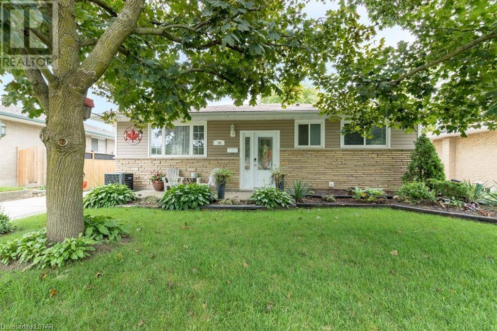 House for sale at 18 Oneida Rd London Ontario - MLS: 224578