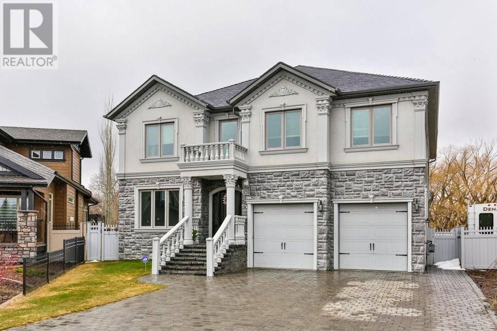 House for sale at 18 Oscar Ct Red Deer Alberta - MLS: ca0188570