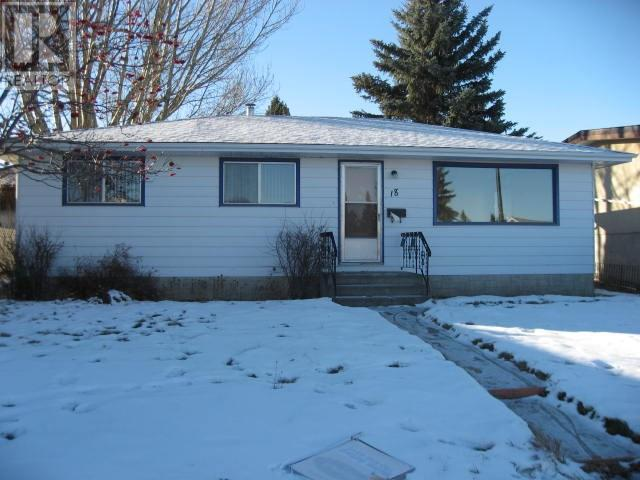For Sale: 18 Oxbow Street, Red Deer, AB | 3 Bed, 1 Bath House for $249,900. See 4 photos!