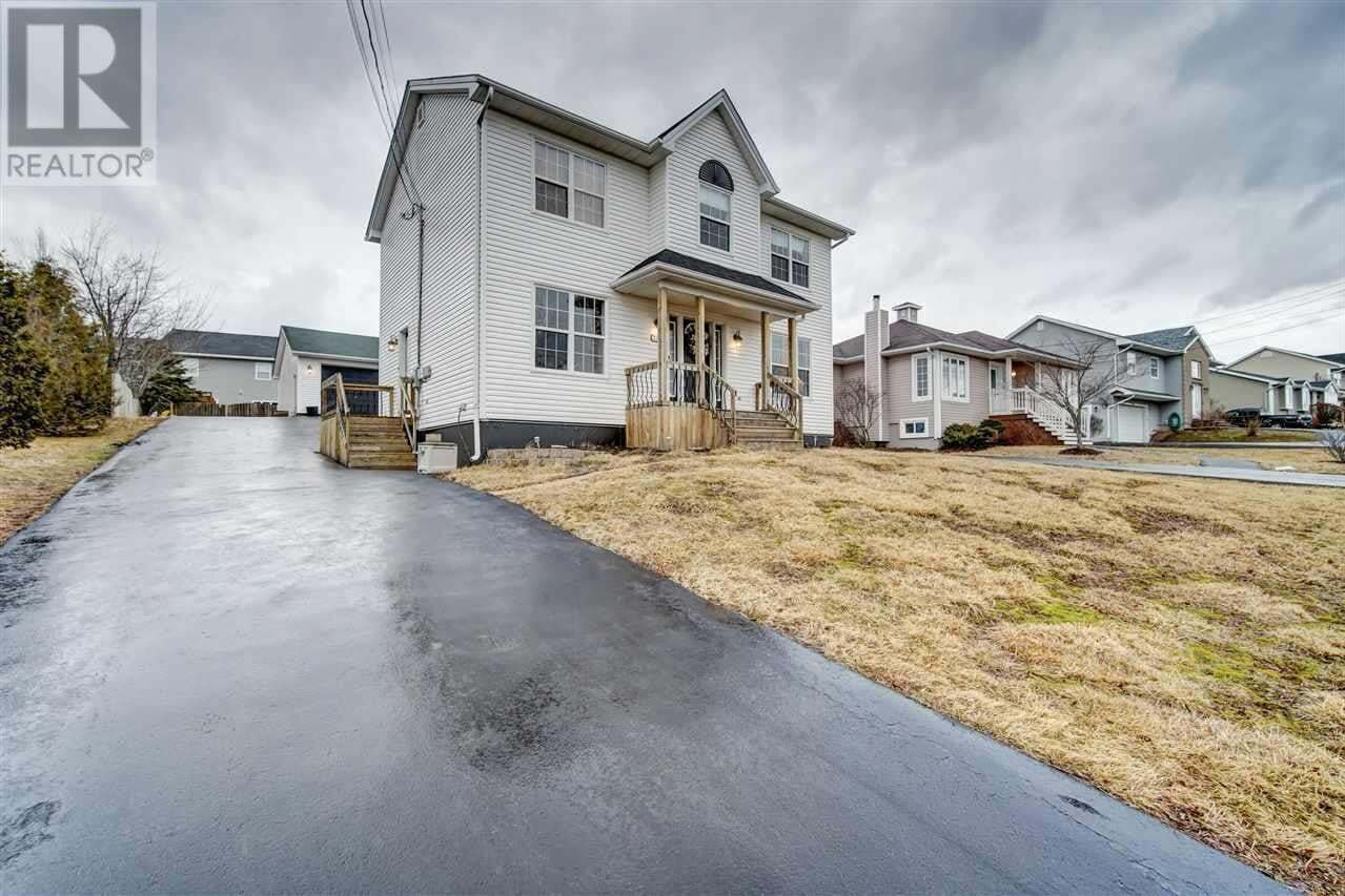 House for sale at 18 Pearl Dr Cole Harbour Nova Scotia - MLS: 202003932