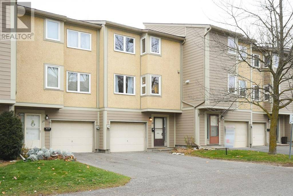 Townhouse for sale at 18 Peary Wy Kanata Ontario - MLS: 1174886