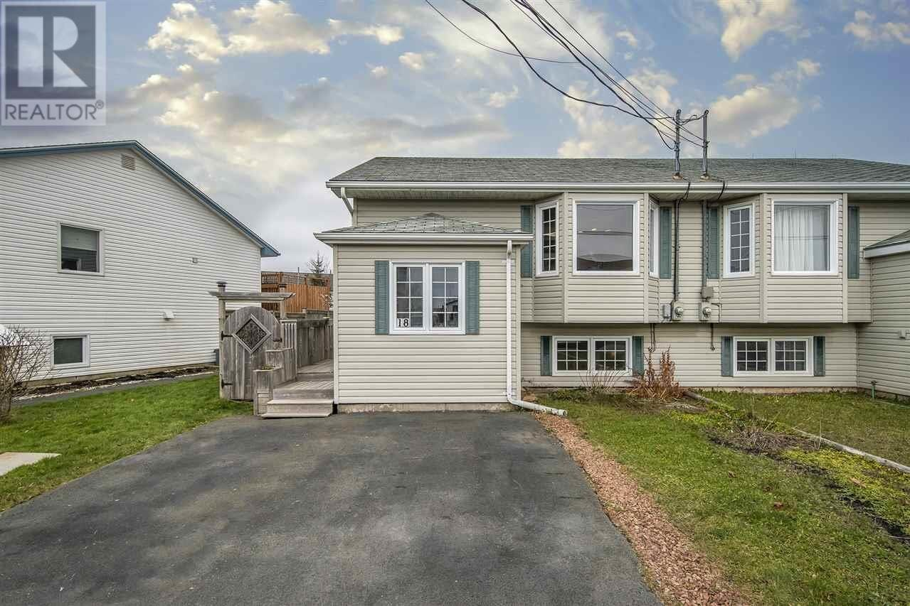 House for sale at 18 Peter Ct Eastern Passage Nova Scotia - MLS: 202024302