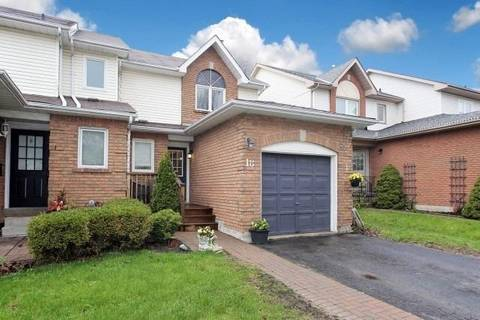 Townhouse for sale at 18 Pidduck St Clarington Ontario - MLS: E4464982
