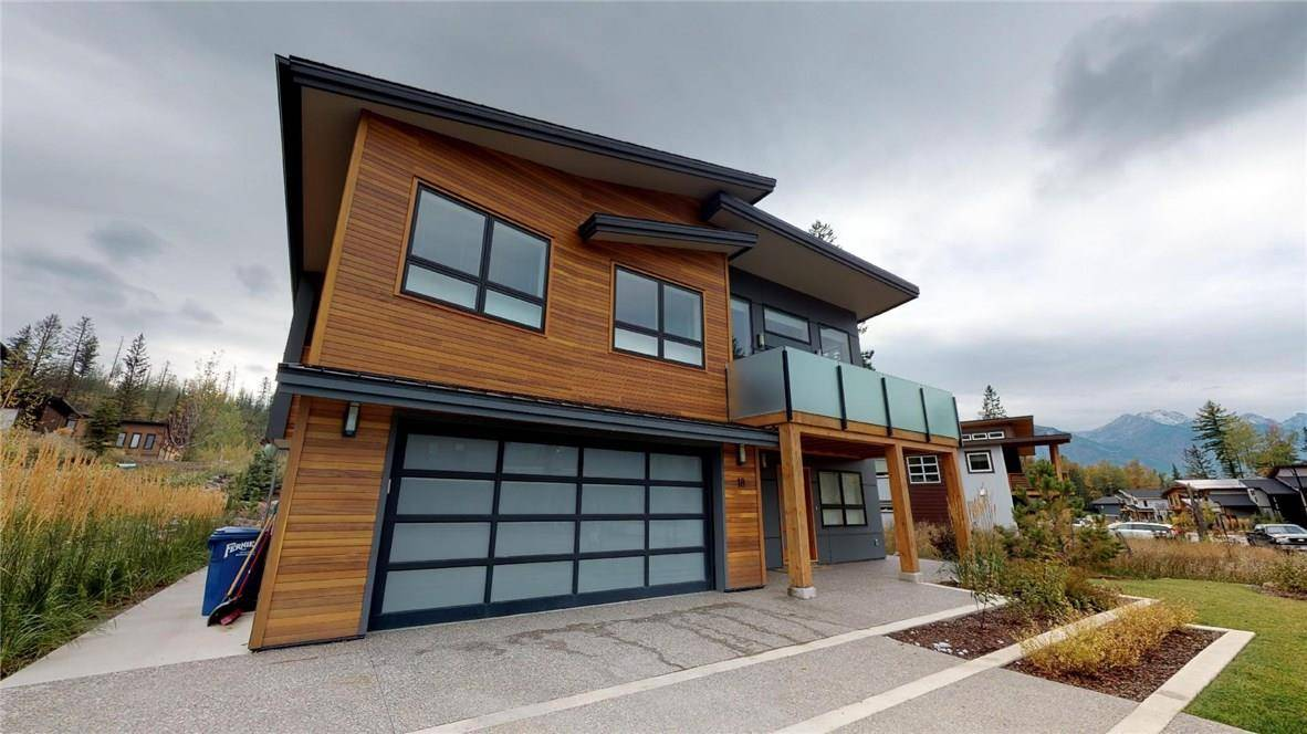 House for sale at 18 Piedmont Drive Dr Fernie British Columbia - MLS: 2441546