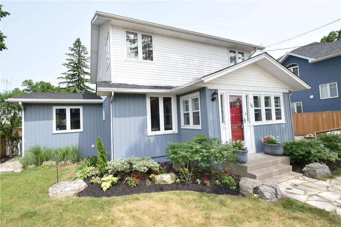 House for sale at 18 Pine St St. Catharines Ontario - MLS: 30752086