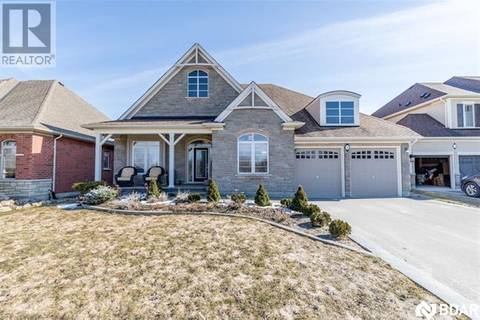 House for sale at 18 Plunkett Ct Barrie Ontario - MLS: 30724916