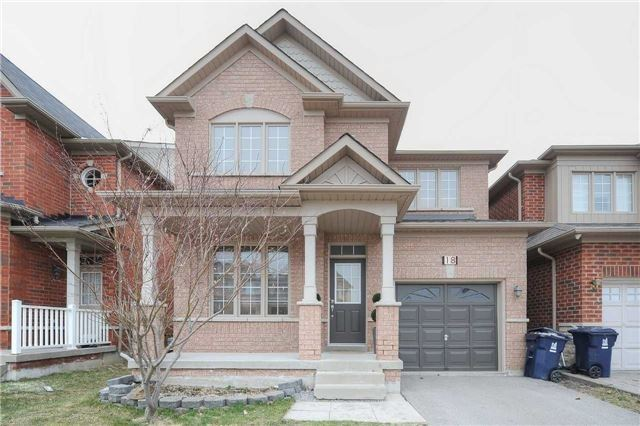 For Sale: 18 Pogonia Street, Toronto, ON | 3 Bed, 4 Bath House for $775,000. See 20 photos!