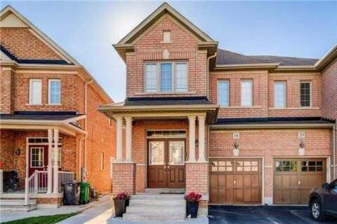 Townhouse for rent at 18 Pomell Tr Brampton Ontario - MLS: W4805879