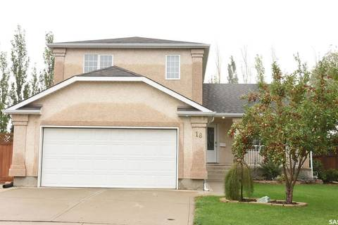 House for sale at 18 Prairie By Regina Saskatchewan - MLS: SK784551