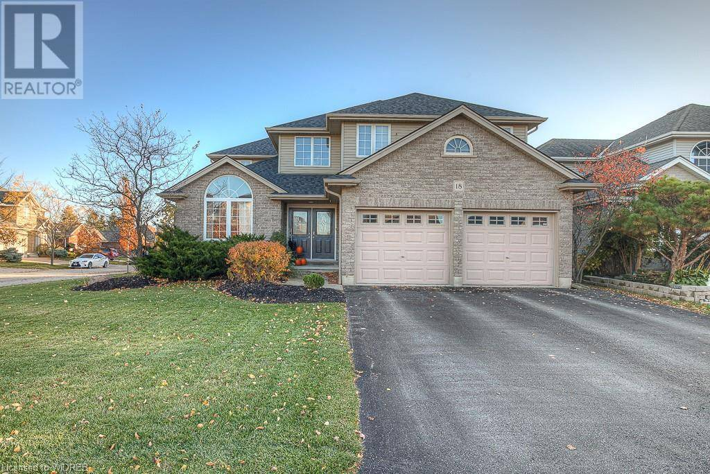 House for sale at 18 Prince Edward Rd Woodstock Ontario - MLS: 230404