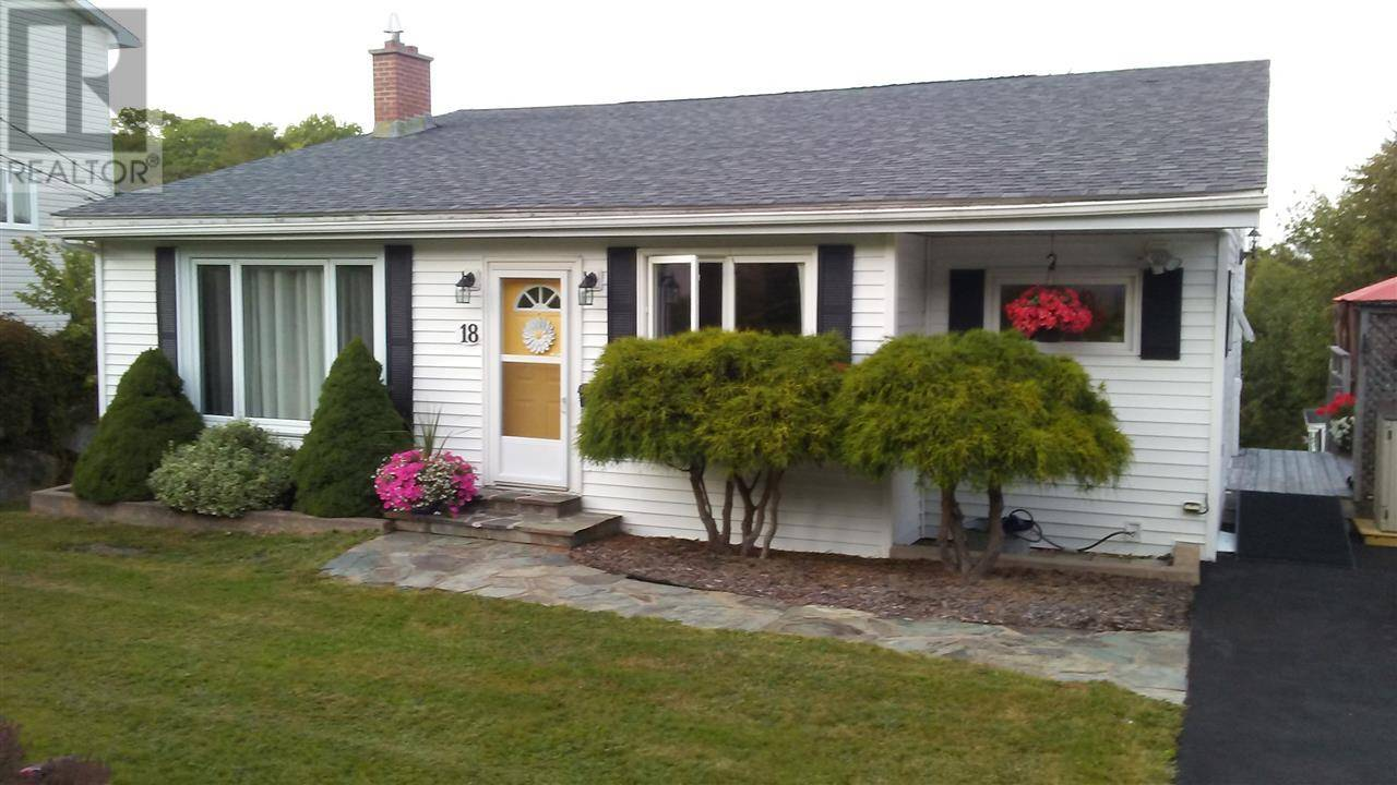 House for sale at 18 Princeton Ave Halifax Nova Scotia - MLS: 202005572