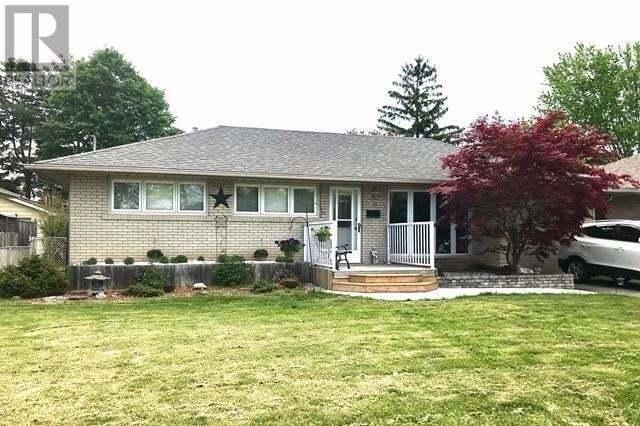 House for sale at 18 Rapelje St SE St. Thomas Ontario - MLS: 261911
